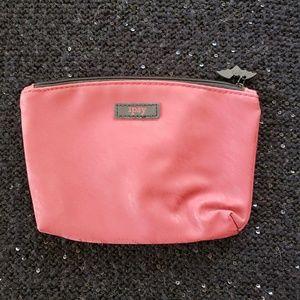 [ipsy] SOFT RED REPTILE PRINT Cosmetics Makeup Bag